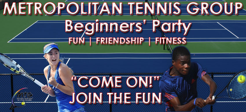 tennis instructions for beginners