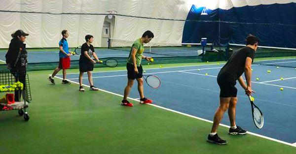Tennis For Beginners >> Metropolitan Tennis Group Manhattan Beginners Tennis
